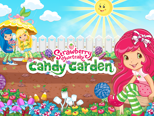 Strawberry Shortcake Garden
