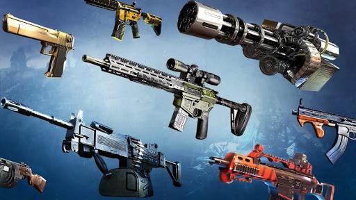 Zombie 3D Gun Shooter- Real Survival Warfare 1.1.8 screenshots 8