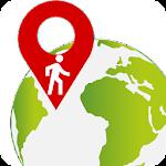 GPS Fake Running Icon