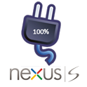 Nexus S Charger icon