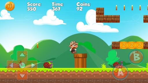 Deno's World - Jungle Adventure 3.1.0 screenshots 4