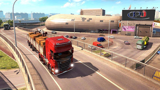 Indian Mountain Heavy Cargo Truck screenshot 8