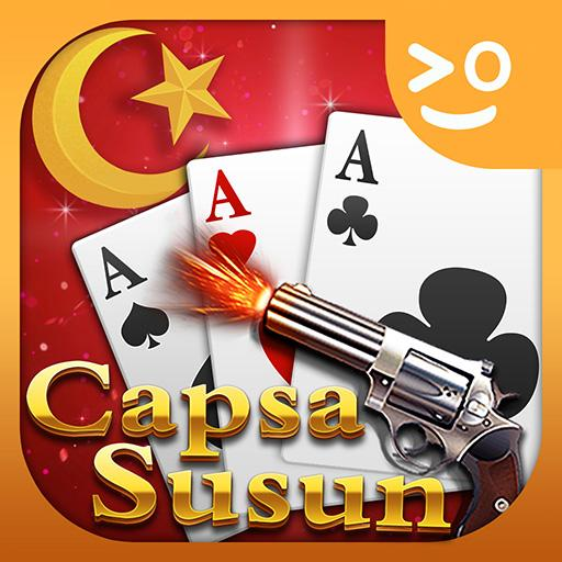 Capsa Susun bonus pulsa free (poker remi online)