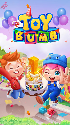 Toy Bomb: Blast & Match Toy Cubes Puzzle Game filehippodl screenshot 1