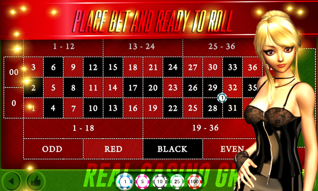Roulette Jackpot Casino Crack- screenshot