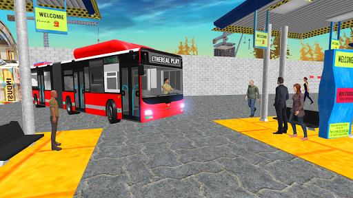 Tourist Bus Simulator: Coach Driving 3D 1.0 screenshots 7