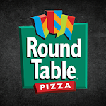 Logo for Round Table Pizza - Sports Arena