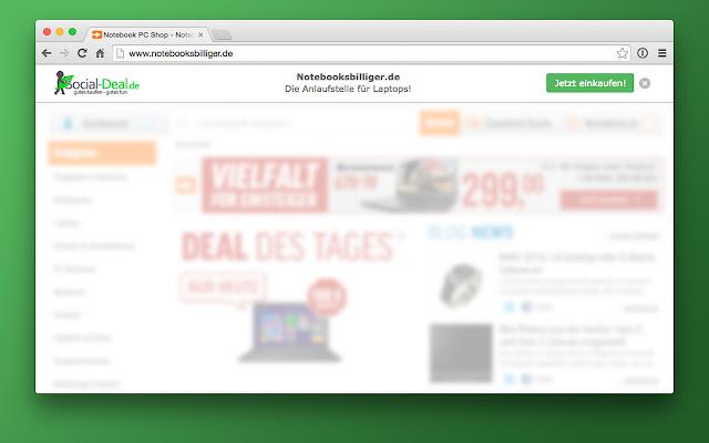 Social-Deal.de Reminder