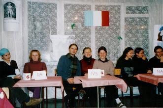 Photo: Szkolny Turniej Wiedzy o Miastach  Europy - Paryż 2002 r.