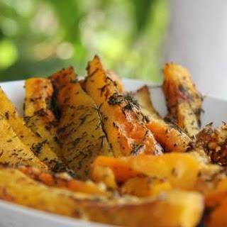 Fry Butternut Squash Recipes