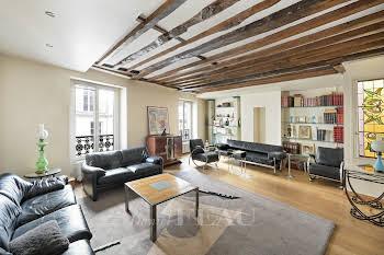 Appartement 4 pièces 139,3 m2