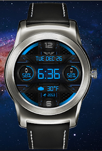 Interactive Watchfaces and Communication between Watches Within Little in Android Wear
