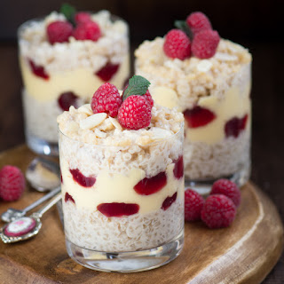 Rice Pudding Trifle