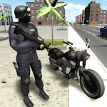 Moto Fighter 3D Icon
