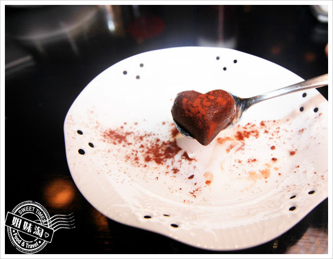 赤崁璽樓-比利時巧克力