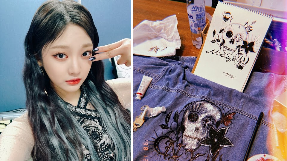 K-Pop Idols And Art (2) copy 2