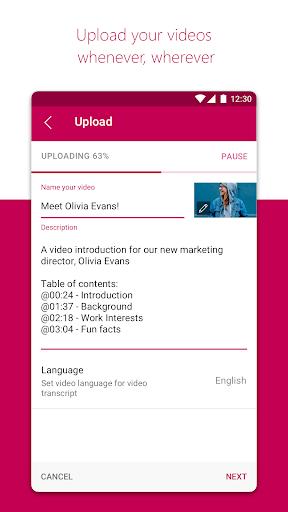 Microsoft Stream screenshot 4