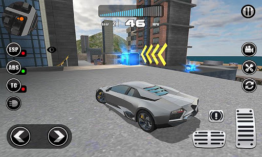 Fanatical Car Driving Simulator - screenshot