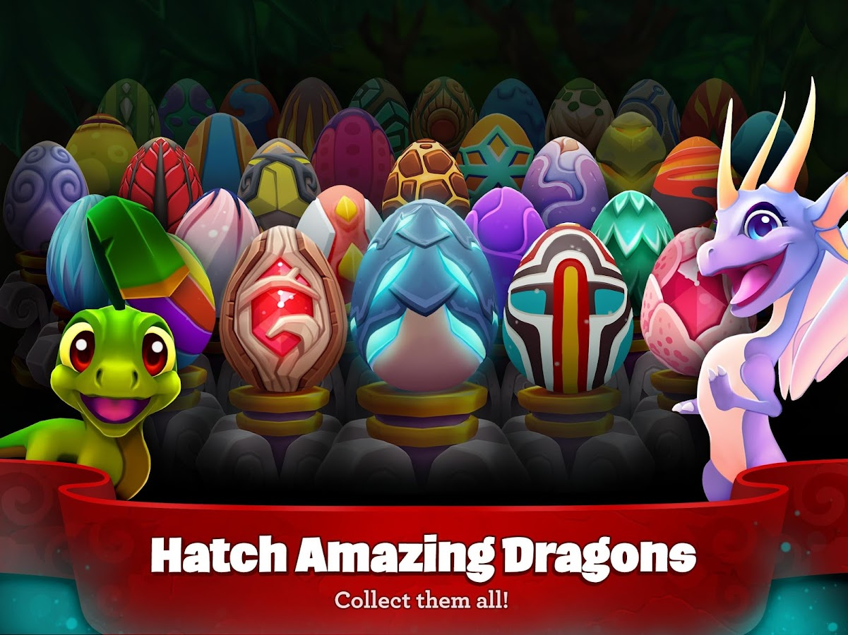 DragonVale World- screenshot
