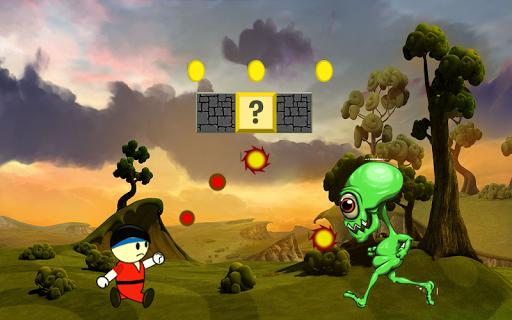 Runner Mario - Adventure Time