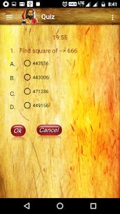 Vedic Square - náhled