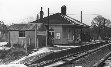 Photo: Charlbury soon after singling (early 1972)