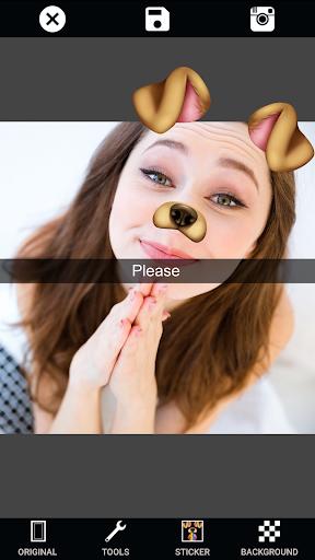 Photo Editor Filter Sticker & Selfie Camera Effect screenshot 6