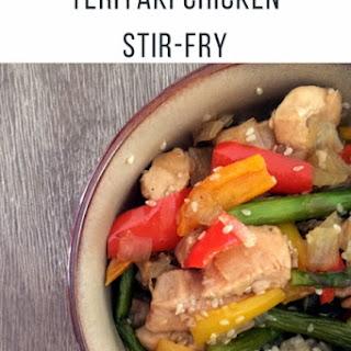 Teriyaki Chicken Stir-Fry Recipe