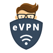 e VPN  ( Pay one time and use life time vpn )