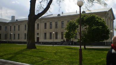 Photo: Naujoji pilis (18 amžius). Новый замок (18 век).