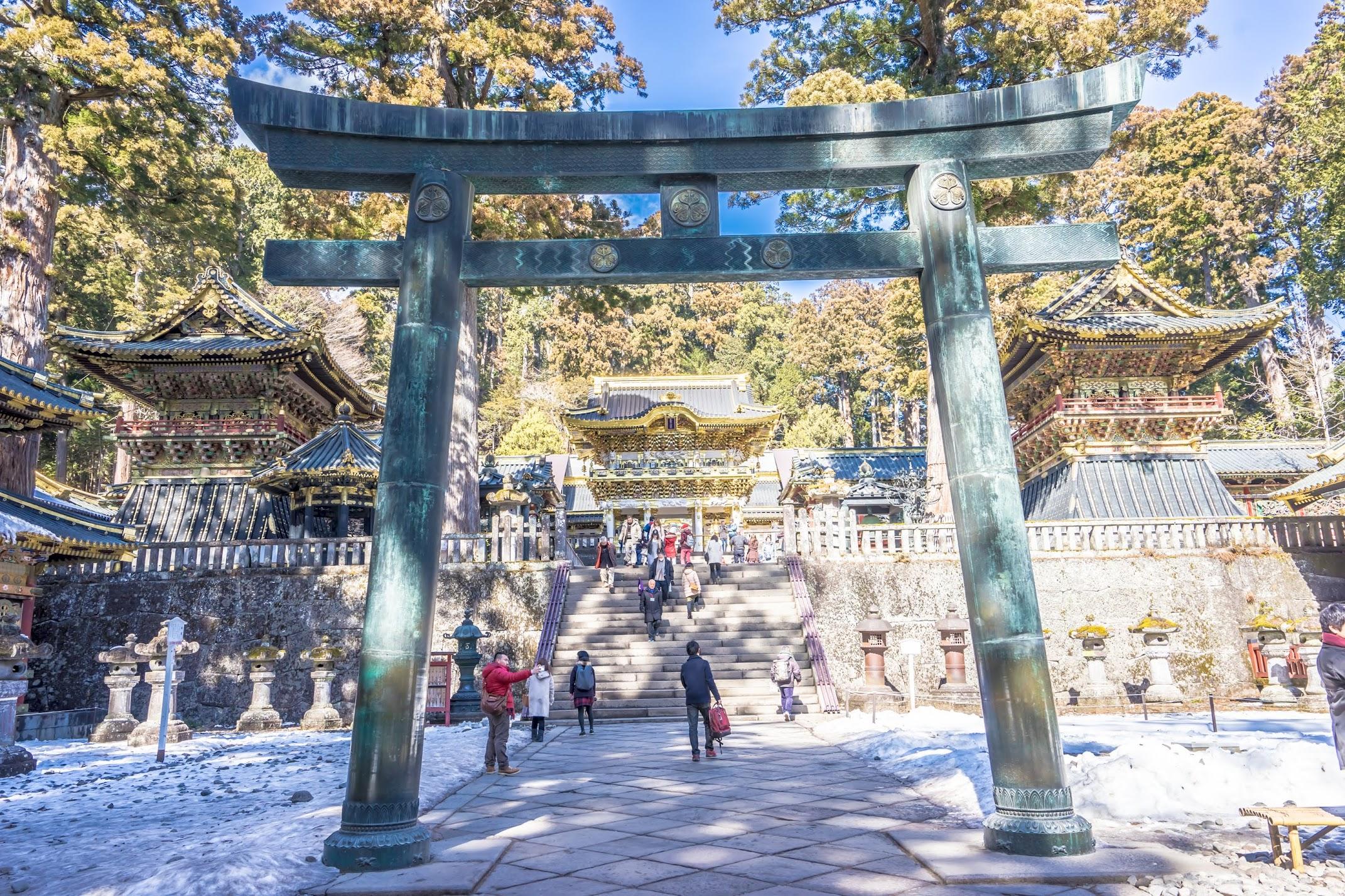Nikko Toshogu Shrine2