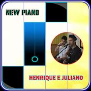 Best Henrique e Juliano Piano Tap Tiles APK icon