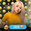 Emoji Background Photo Changer & Face Emoji icon