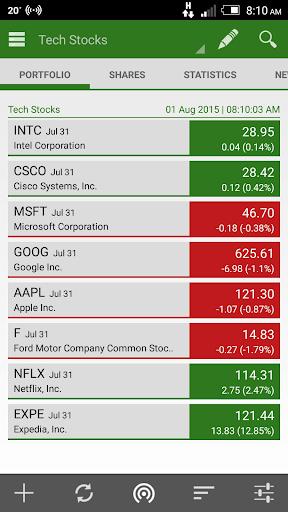 Stock Watcher 2 [Ad Free]