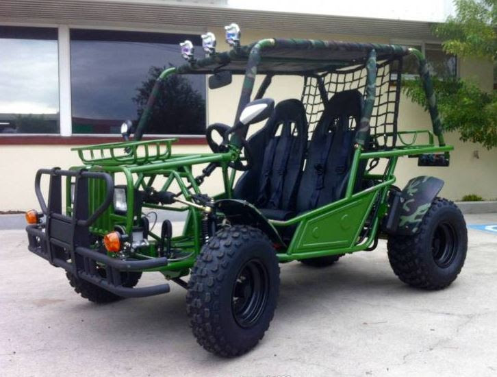200cc Jeep Offroad Dune Buggy Hunter