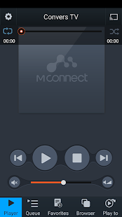 mconnect Player – Google Cast & DLNA/UPnP Screenshot