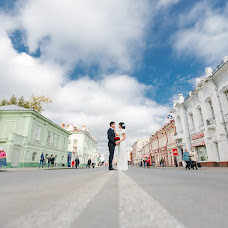 Wedding photographer Aleksey Novopashin (ALno). Photo of 29.09.2014