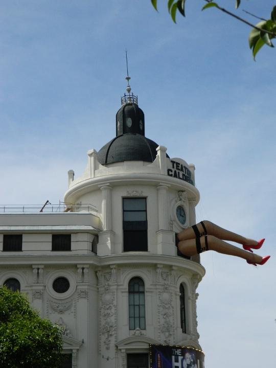 A Madrid ... di lucaldera