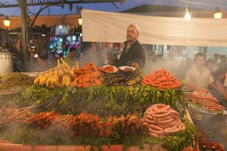 Zdjęcie: Bazar w Maroko - fot. www.twin-loc.fr | flickr