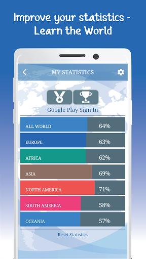 The Flags of the World u2013 Nations Geo Flags Quiz 5.1 screenshots 8
