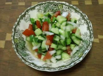 Sweet & Sour Cukes