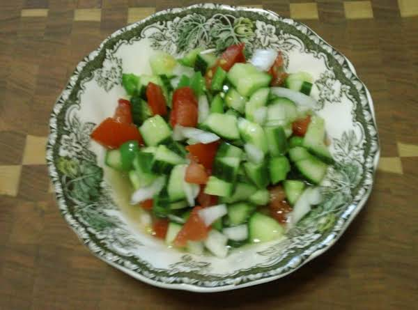 Sweet & Sour Cukes Recipe