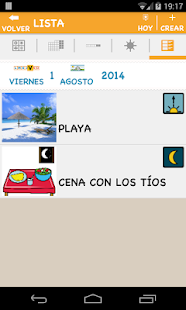Día a Día Screenshot