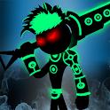 Stickman Legends : Stickman Vs Zombie icon