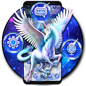 Super Wings Unicorn Theme Android APK Download Free By Fancy Theme Palace
