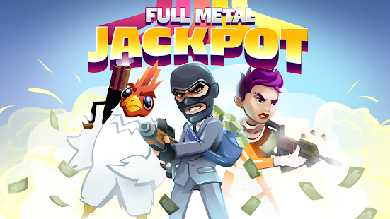 Full Metal Jackpot Screenshot
