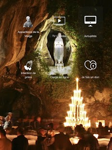 Sanctuaire de Lourdes - náhled
