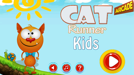 Cat Runner Kids