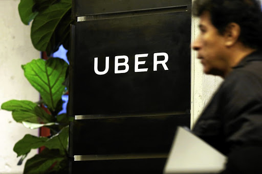 Ride-hailing startup Uber is aiming towards a hotly anticipated stock market debut. Picture: REUTERS