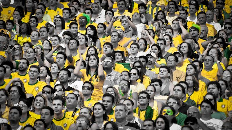 torcida brasileira di Gaetano82